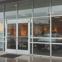 Commercial applications from All Weather Glass Tinting